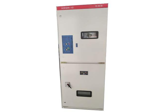 HXGN15-12固定式交流金属封闭环网柜