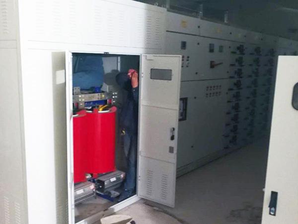 泰安煤炭疗养院低压柜